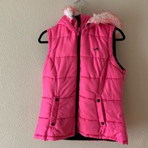 Vertical 9 Youth Puffer Vest